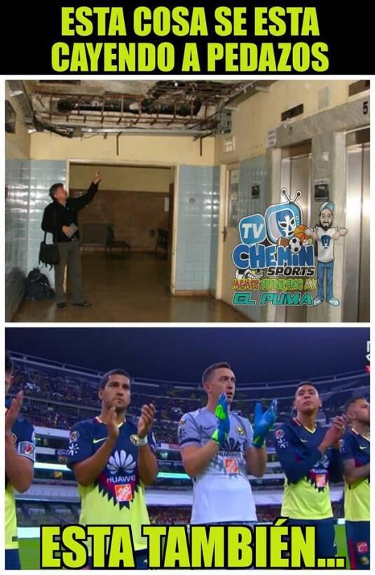 La caída de las Águilas y el empate de último minuto de los Pumas protag...