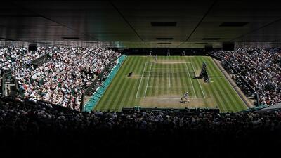 En fotos: sin mayores contratiempos, Novak Djokovic consiguió su cuarto título de Wimbledon