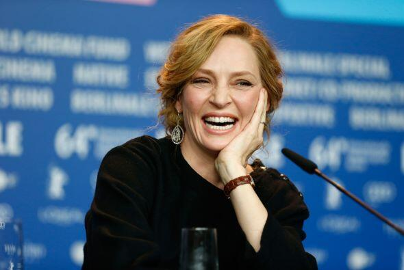 Repasemos unas fotos de hace unos años, la actriz lucía maravillosa.
