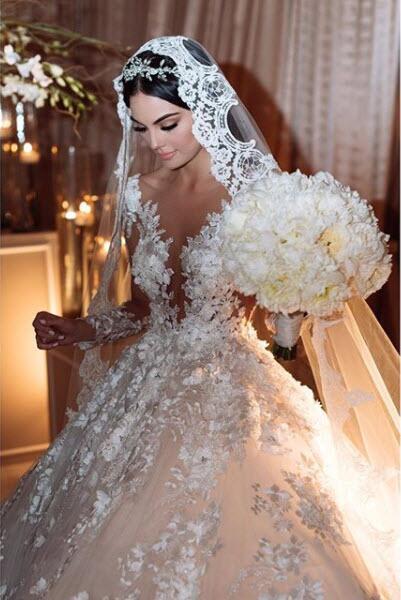 Ximena Navarrete boda