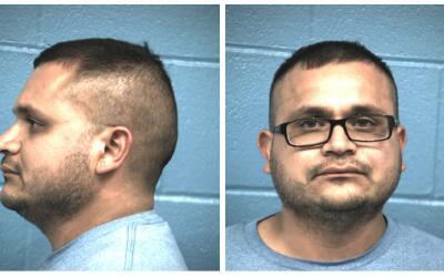 Angel Reymundo Interial, de 36 años de edad, enfrenta cargos de a...