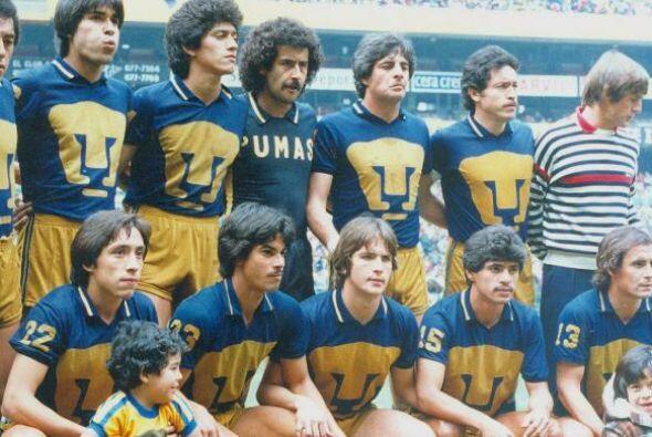 En 1985, se jugó la primera final entre Pumas y América, la cual ganaron...