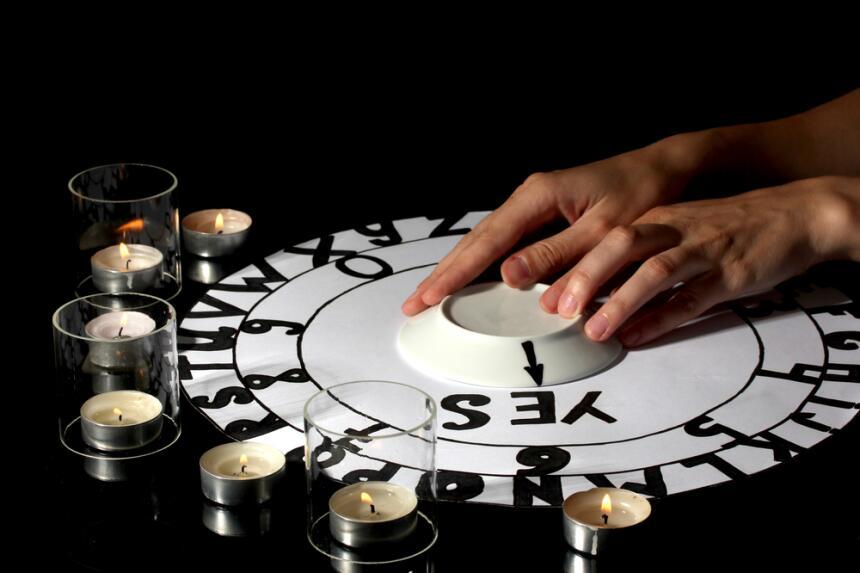 """Ouija, el """"móvil"""" para comunicarnos con el más allá  13.jpg"""