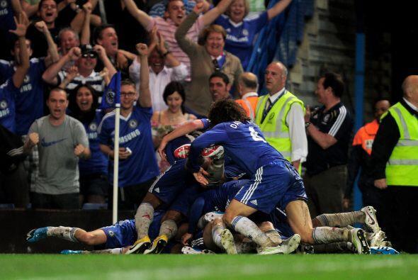 Chelsea no afloja y sigue sumando.