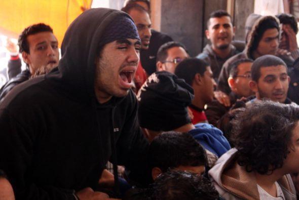 El Ministerio del Interior de Egipto indicó en un comunicado que la situ...