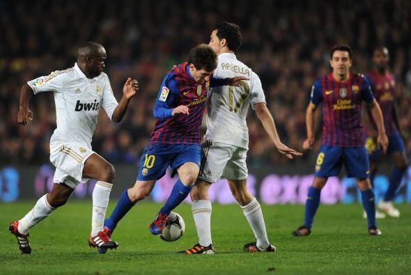 La diferencia que se observa entre Real Madrid y Barça con respecto al r...