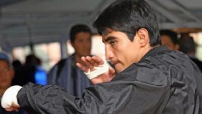 Morales sin problemas de doping y regresará en mayo a pelear.