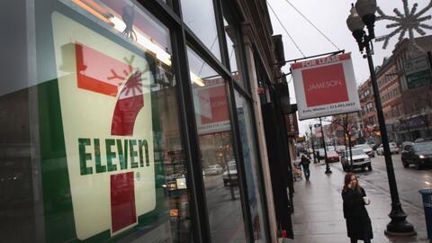 Más de cien 7-Eleven a lo largo de EEUU fueron sujetos a redadas...