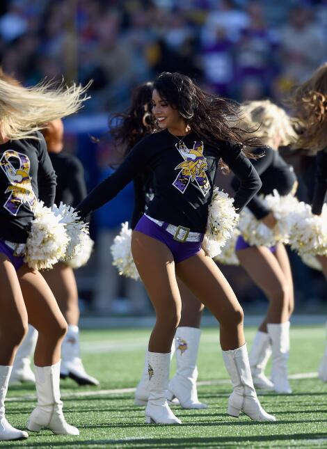 ¡Lo que estabas esperando, las porristas de la jornada 9 de la NFL!