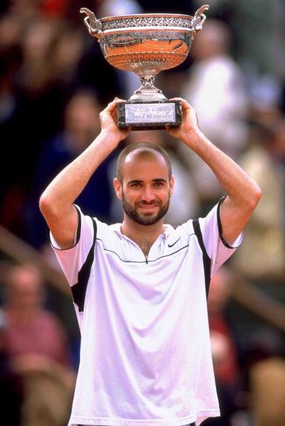 En 1995 se llevó por primera vez el primer Grand Slam del año, el Abiert...