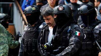 Arrestan a 'El Licenciado', líder del cártel de Sinaloa y el sucesor de...