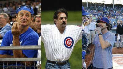 Famosos que son fanáticos de los Chicago Cubs