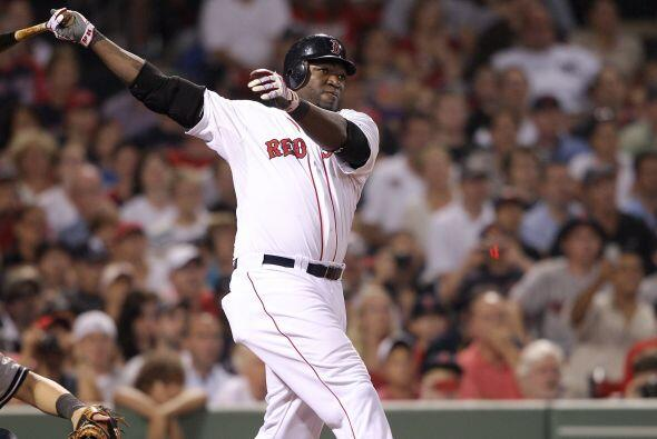 DH. David Ortiz. Medias Rojas de Boston. En la temporada, el dominicano...