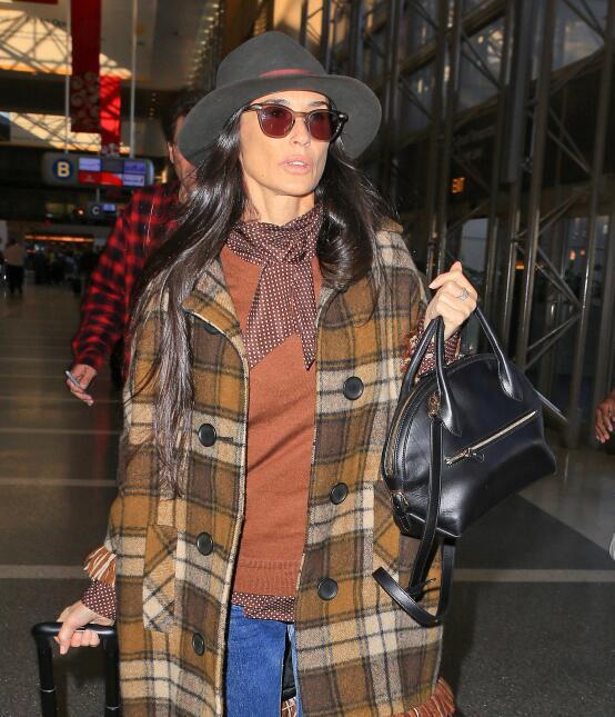 Estampados de invierno para vestir con 'glamour'