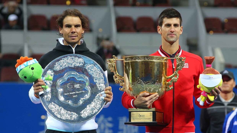 Djokovic vence a Nadal, gana Open de China