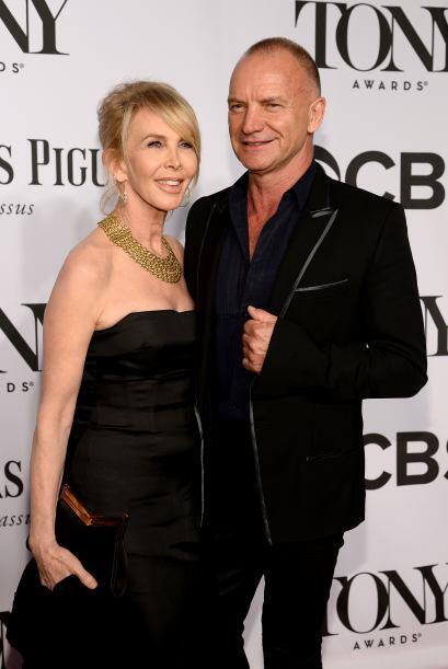 Sting y Trudie Styler Mira aquí los videos más chismosos.