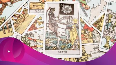Conoce cuál es el significado de la Carta de la Muerte en el Tarot