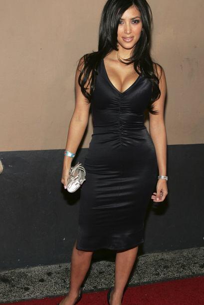 Su verdadero nombre es Kimberly Noel Kardashian.