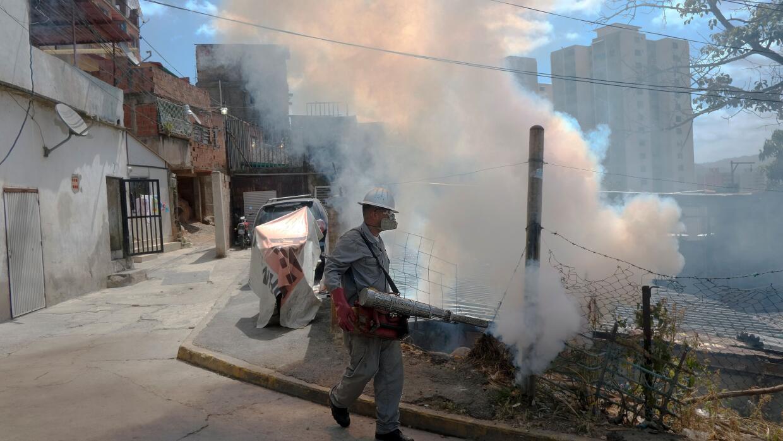 La opacidad de las informaciones epidemiológicas oficiales en Venezuela...