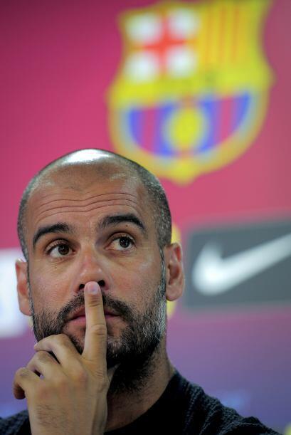 Finalmente, todo volvió a la rutina normal dentro del Barcelona,...