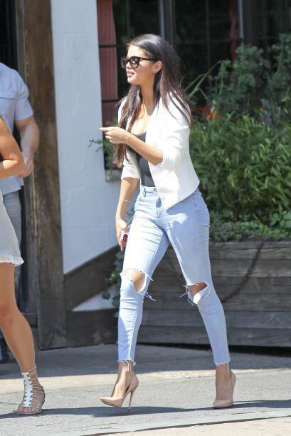 ¿Será éste el motivo del cambio radical de Selena?M...