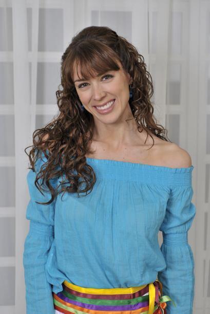 """Jacqueline protagonizó """"Heridas de Amor"""" y """"Sortilegio""""."""