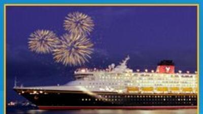 Disfruta la magia del Disney cruise con 107.5 Amor!