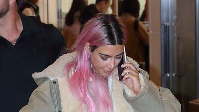 Hoy van de rosa y mañana de verde: mira los dramáticos cambios de cabello de los famosos