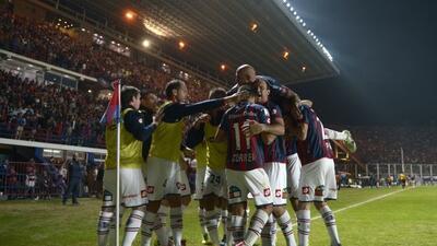 San Lorenzo le ganó a Gremio como local.