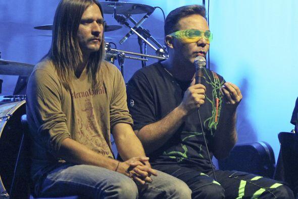 El grupo ya tuvo su primera presentación en México.