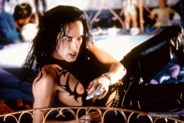 Alexis salió en películas como 'Bride of Chucky'.