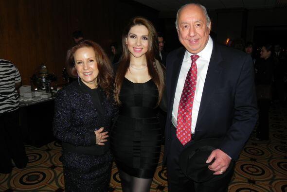 Luisa Echevarría, directora de asuntos comunitarios para Univision Chica...