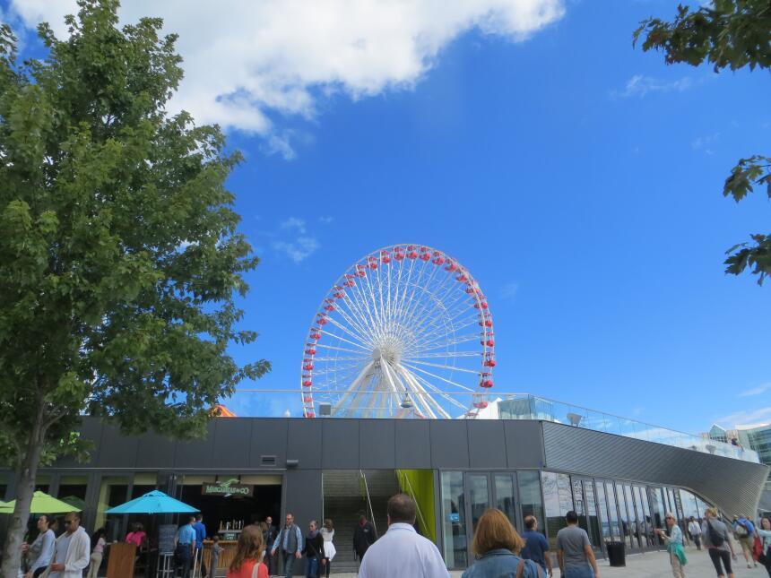 Ferris Wheel Chicago