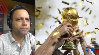 Omar está deprimido porque el mundial llegó a su fin, pero tiene premio de consolación