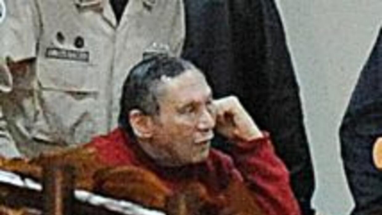 El ex dictador panameño fue extraditado de Francia.