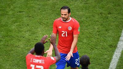 Costa Rica no le teme a Brasil y confía en sacar el resultado ante el pentacampeón