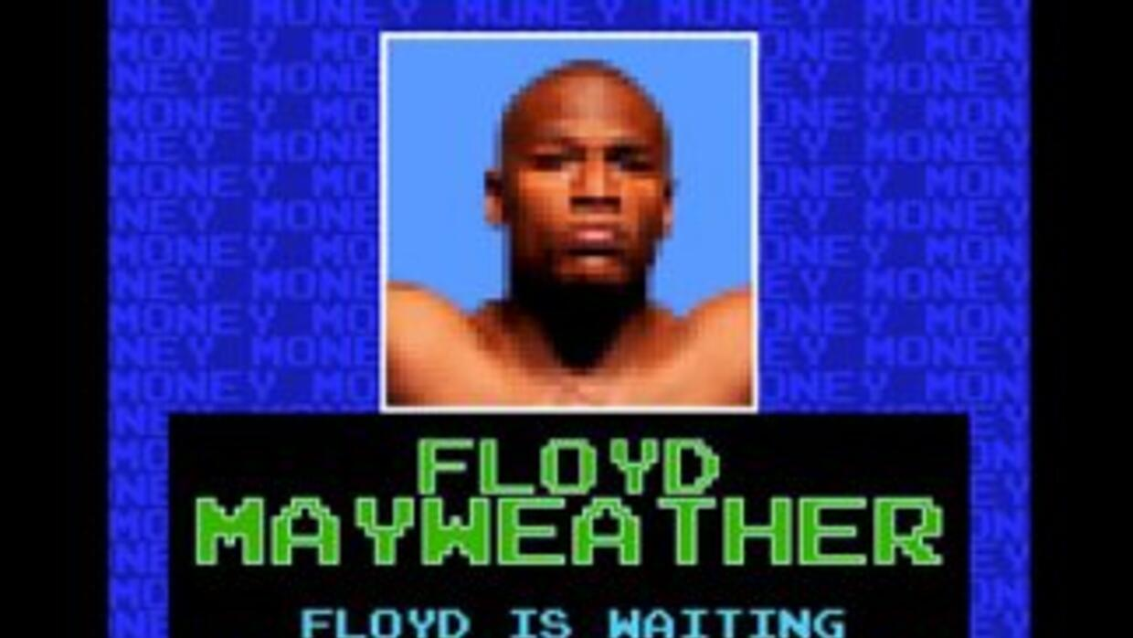 Mayweather Boxing Punch Out
