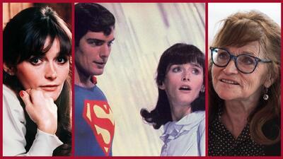 La actriz Margot Kidder interpretó a Lois Lane en Superman.