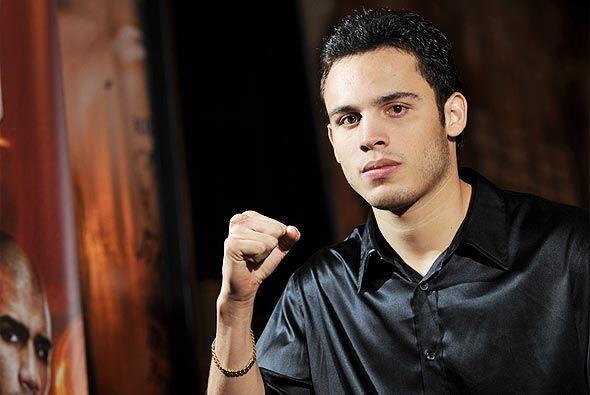 Sin duda alguna, el boxeador más esperado fuera de los dos protagonistas...