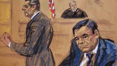 Testimonio del hermano de 'El Mayo' Zambada hunde a 'El Chapo' Guzmán en la corte