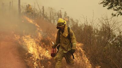 Los incendios de California en 15 impresionantes fotografías