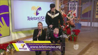 Mira las mejores fotos del Teletón USA 2015.