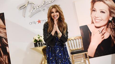 Thalía participará en el reencuentro de Timbiriche