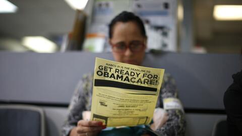 Los republicanos develaron este lunes su plan para desmantelar Obamacare.