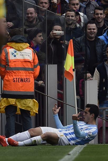 Barcelona vs Málaga