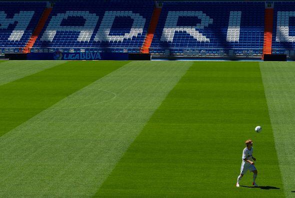 El Madrid tampoco informa en la nota sobre el monto de la operación, que...