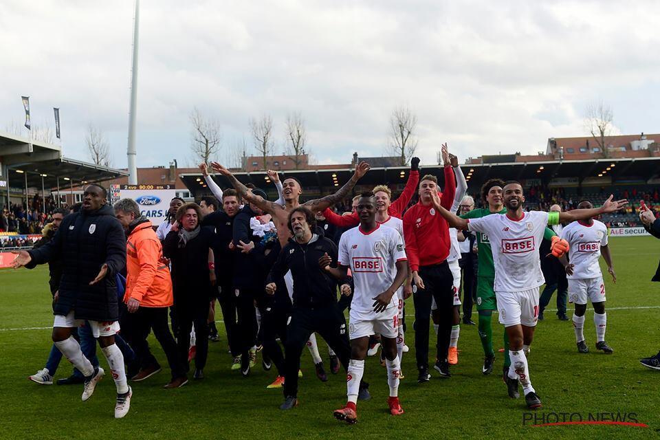 Oostende 2-[3] Standard: si bien recibió dos goles, Guillermo 'Memo&...