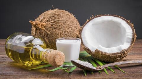 El aceite de coco no es tan saludable como se pensaba, según estudio