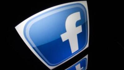 La red socialFacebook.