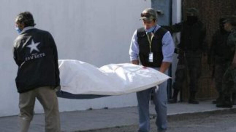 La mujer fue hallada dentro de una maleta en una estación del metro del...